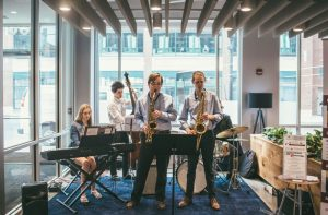 Portland Conservatory of Music Youth Jazz Ensemble