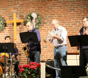 Portland Conservatory of Music Adult Jazz Ensemble