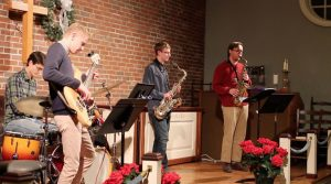Portland Conservatory of Music Youth Jazz Band