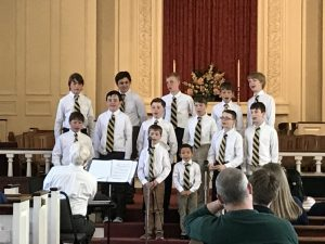 Boy Singers of Maine - Portland Conservatory of Music