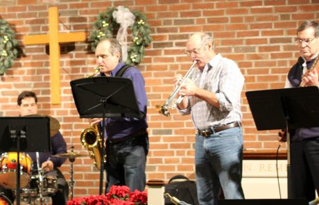 Adult Jazz Ensemble - Portland Conservatory of Music