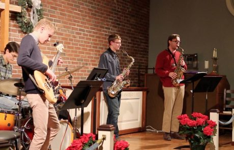 Youth Jazz Band - Portland Conservatory of Music