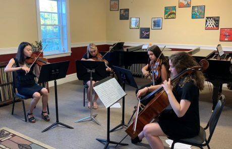 Playa String Quartet - Portland Conservatory of Music