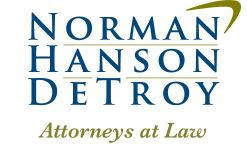 Norman Hanson Detroy Logo - Experienced, Efficient, Effective