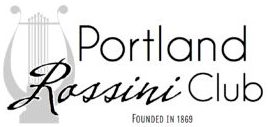 Portland Rossini Club logo