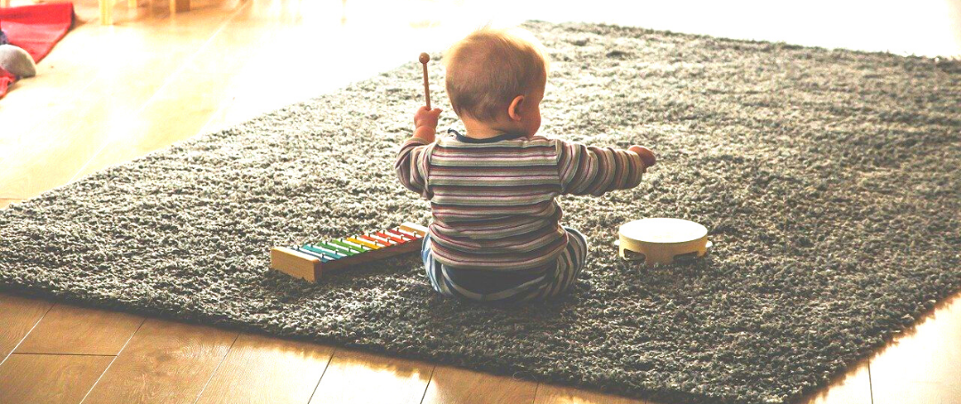 Young Child Learns Music - Portland Conservatory of Music