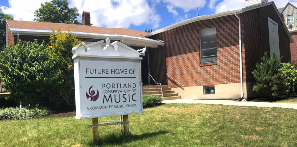 PCM Home - Portland Conservatory of Music
